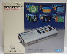 CONSOLE  SEGA SG-1000 II COMPUTER VIDEO GAME SYSTEM- NTSC JAPAN BOXED NEW RARE