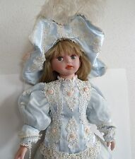 """AEL PARADISE GALLERIES 24"""" DOLL VINYL /CLOTH By Kathy Smith Fitzpatrick 2006"""