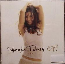 CD Shania Twain/Up-Pop Album 2002