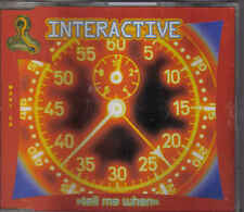 Interactive-Tell Me When cd maxi single