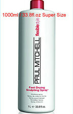 Paul Mitchell Flexible Style Fast Drying Sculpting Spray 1000ml New Super Size