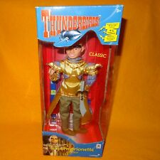 "2001 PELHAM PUPPETS THUNDERBIRDS THE HOOD 12"" SUPERMARIONETTE FIGURE BOXED"