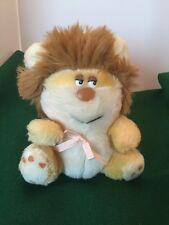"Vintage Blushers Mighty Star Lion Plush 7"""