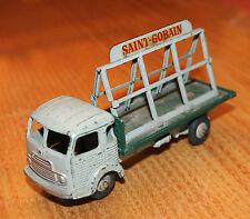 dinky toys simca cargo 33 meccano miroitier saint gobain