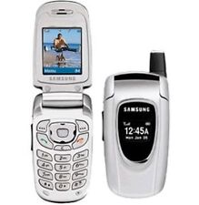 UNLOCKED SAMSUNG SGH-X497 FLIP MOBILE CELL PHONE ROGERS FIDO CHATR GSM CELLULAR