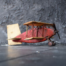 English Windjammer Folk Art Plane c.1930