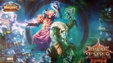 World Of Warcraft LCG CCG Miniatures Promo Playmat Throne Of Tides