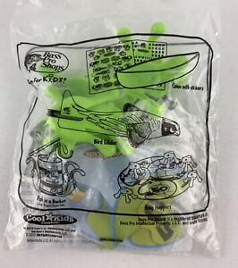 Bass Pro Shops FROG HOPPERS Cool Kids Combos Toys 2015 Carl's Jr. NOS Sealed