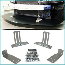 DevSport Front Wind Splitter Chassis Support Brackets (02-06 Acura RSX) DC5