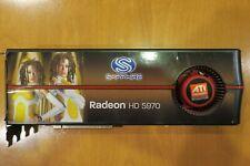 SAPPHIRE ATI RADEON HD 5970 2GB GDDR5 PCI E Graphic Card  Dual DVI-I / Mini DP