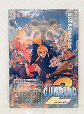 Gunbird 2 Arcade flyer / poster Framed