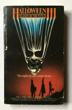 Vintage HALLOWEEN III SEASON OF THE WITCH by Jack Martin Jove Books 3rd printing