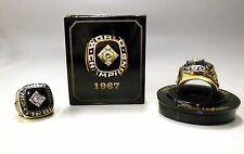 ST LOUIS CARDINALS 1967 WORLD SERIES CHAMPIONSHIP REPLICA RING SGA NIB 5000207