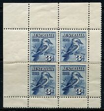 Australia Scott#95a Souvenir Sheet Mint Hinged With Thin In Margin Perfs Crimped