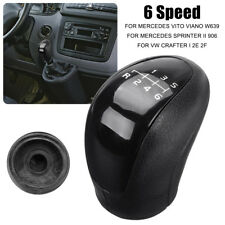 6 Speed Gear Stick Shift Knob For Mercedes Benz Vito Viano Sprinter VW Crafter