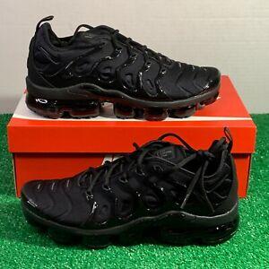 """Nike Air Vapormax """"Triple Black"""" - 924453 004 -Brand New Og All (Multiple Sizes)"""