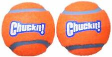 Chuckit! Tennis Ball Bouncing and Floating Dog Ball Orange/Blue. Small.