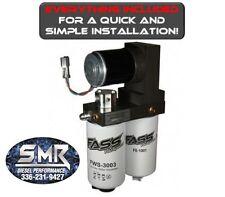 FASS Titanium Fuel Lift Pump Kit 150GPH 2001-2010 Chevy/GMC Duramax 6.6L Diesel
