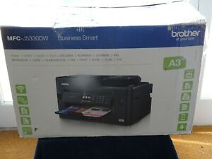 NEW OPEN BOXED BROTHER J5330DW MFP INK PRINTER @  £195.00 + VAT