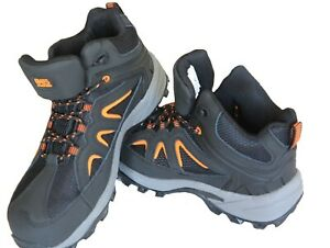 Safety Work Shoes Boots Composite Toe Cap HRO Antistatic Antislip Oil Resistant