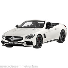 Mercedes Benz R 231 - SL 63 AMG Restyling 2017 Bianco 1:18 Limitato
