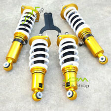 32 ways Adjustable  Coilover Suspension Kit for Mazda Miata NA 90-97 / NB 98-05