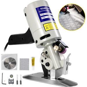 Fabric Cutter Rotary Fabric Cutter 90mm Electric Rotary Cutter Machine for Silk