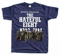 The Hateful Eight V1, Q.Tarantino, poster, T-Shirt (BLACK) All sizes S to 5XL