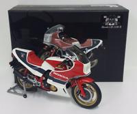MINICHAMPS 1/12 MODELLINO MOTO BIKE HONDA CB1100R RCII 1982 WHITE RED BLUE NEW