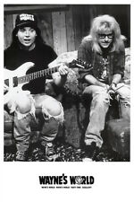 WAYNE'S WORLD single 24x36 poster MIKE MYERS DANA CARVEY CAMPBELL GARTH CLASSIC!