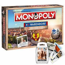 Monopoly Warendorf limitierte Sonderedition Cityedition Gesellschaftsspiel