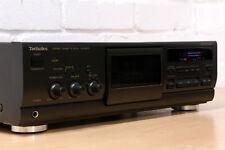 TECHNICS RS-BX501 Hi-Fi cassette tape deck Dolby B C HX PRO auto reverse JAPAN