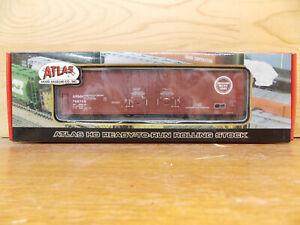 Atlas Mopac Missouri Pacific Evans DPD boxcar
