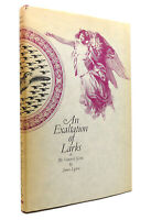 James Lipton AN EXALTATION OF LARKS  1st Edition 6th Printing