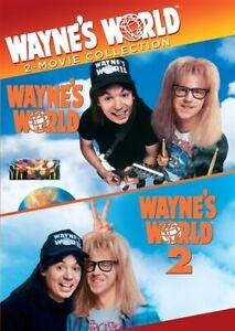 WAYNE'S WORLD 2-MOVIE COLLECTION New Sealed DVD 1 2
