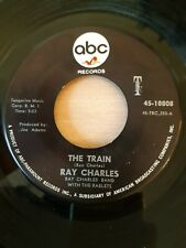 Ray Charles - The Train - abc Records 10808