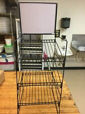 Wire Rack Display