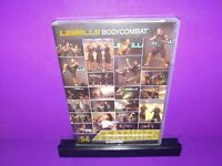 Les Mills Body Combat Release 54 Fitness Workout DVD/CD B491