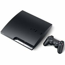 Sony PlayStation 3 Console 160GB PS3 Very Good 7Q