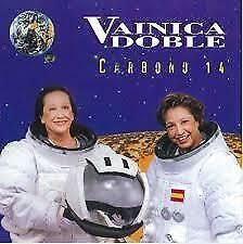 """CD VAINICA DOBLE """"CARBONO 14"""". Nuevo y precintado"""