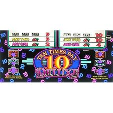 IGT Belly Glass, Ten Times Pay Deluxe (842-174-00)