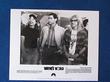 "Original Press Promo Photo - 10""x8"" - Wayne's World - Myers,Carvey & Lowe - 1992"