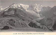 BR36486 Col de Voza et le mont Blanc aiguille de Bionnassay       Switzerland