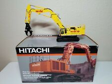 Hitachi ZX1000k High Reach Demolition Excavator Van Vliet NZG 1:50 Model #781.01
