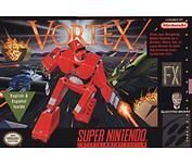 VORTEX super nintendo snes super nes video game