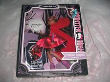 "Monster High Little Red Riding Hood Clawdeen Wolf Doll  ""A Monster High Story"""