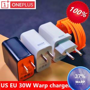 Original Oneplus charger 30W 7t pro Mclaren Warp charger USB Dash power Adapter