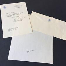 Richard Crossman († 1974) los políticos británicos firmado signed colección 1967