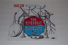 The Riverboat Ramblers~Take Ten +1~Triangle Jazz Ltd.~Seattle, WA~FAST SHIPPING