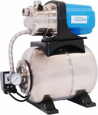 Güde 6026 Hauswasserwerk HWW 1000 P Inox Gartenpumpe Teichpumpe Brunnenpumpe